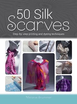 50 Silk Scarves