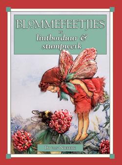Blommefeetjies In Lintborduur En Stumpwerk