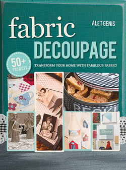 Fabric Decoupage