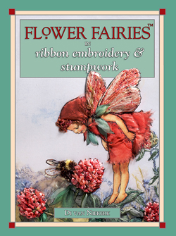 Flower Fairies In Ribbon Embrodery And