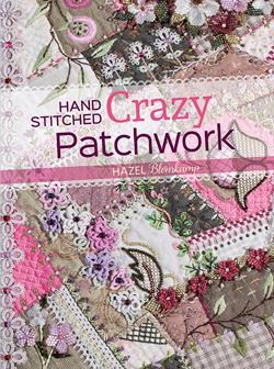 Crazy Handmade Patchwork