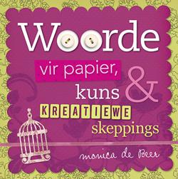 Woorde Vir Papier Kuns & Kreatiwe Skeppings